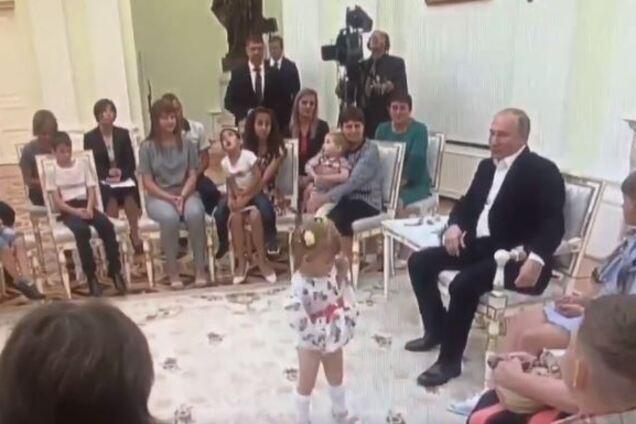 Встреча с Путиным в Кремле