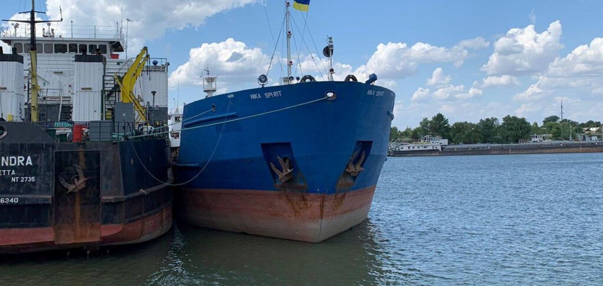 'Опасная история': в России заговорили о военном ответе на захват танкера СБУ