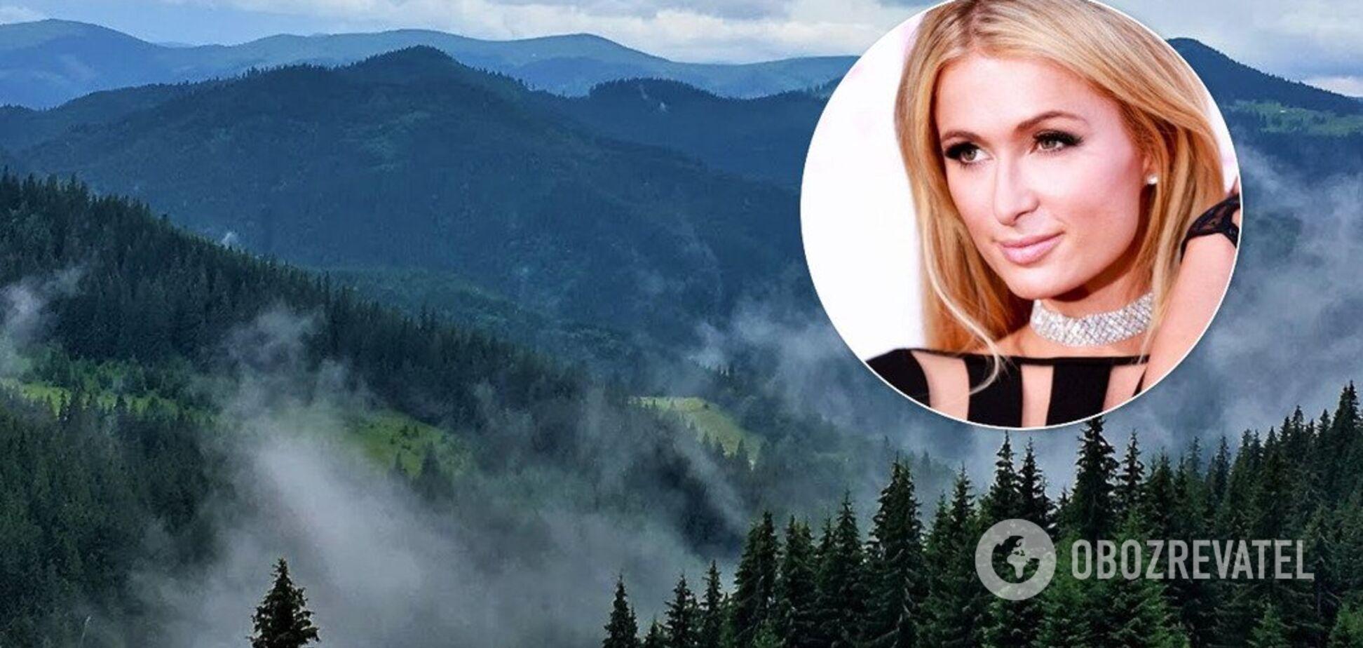 Періс Хілтон замахнулася на український курорт: що відомо