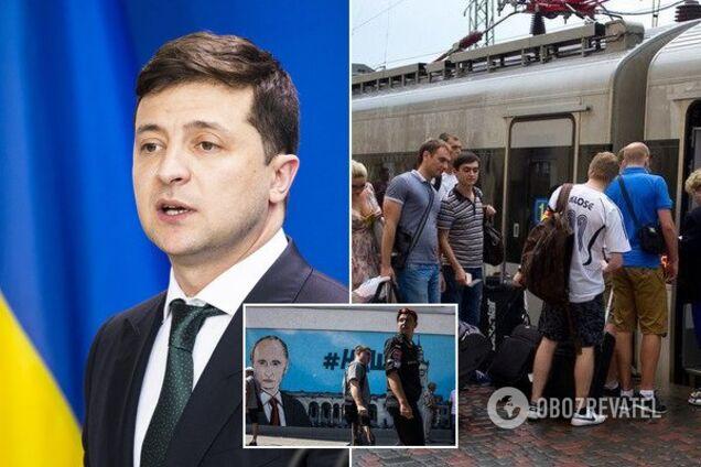 Зеленського закликали випередити запуск поїздів через Кримський міст