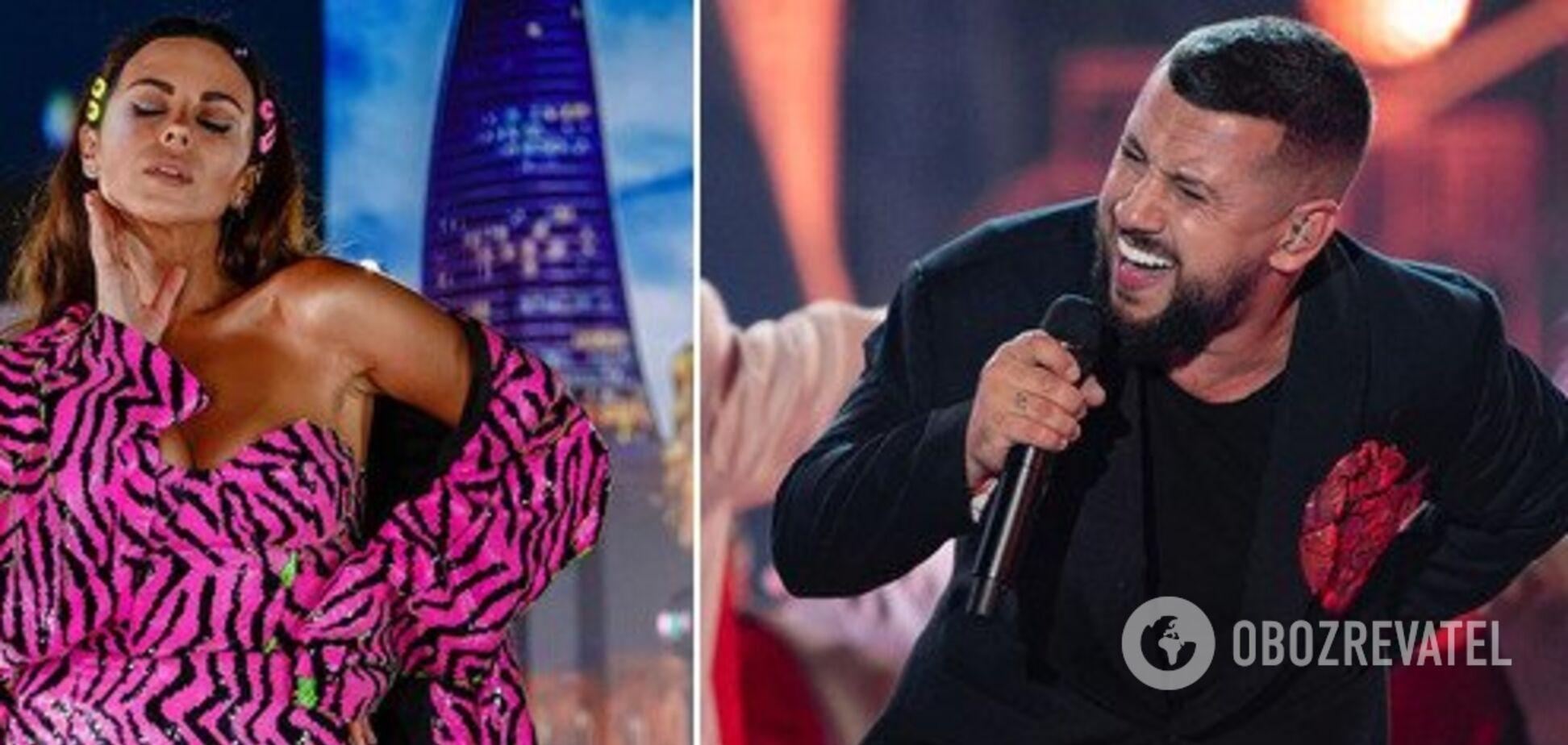 'Жара-2019': украинские звезды массово кинулись на российский фестиваль. Фото