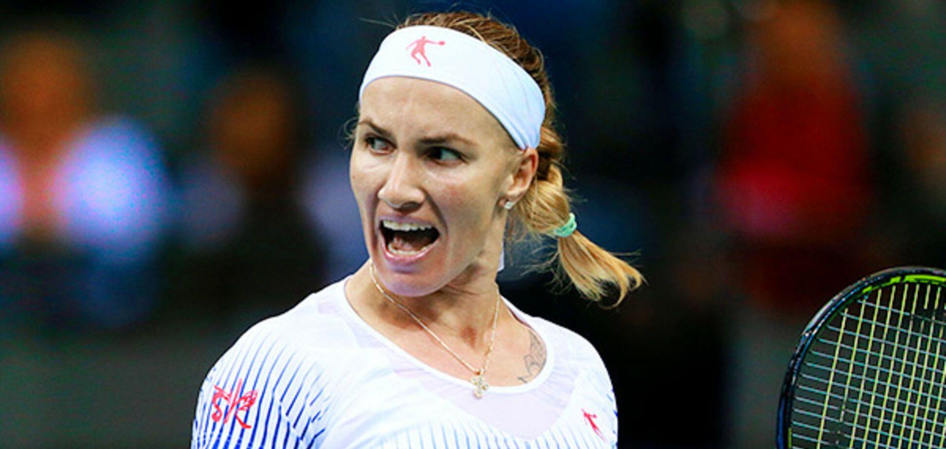 'Дискримінація!' Росія накинулася на США через тенісистку