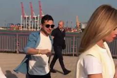 Зеленский приехал в Одессу на 'Лигу смеха': в сеть попали видео и фото