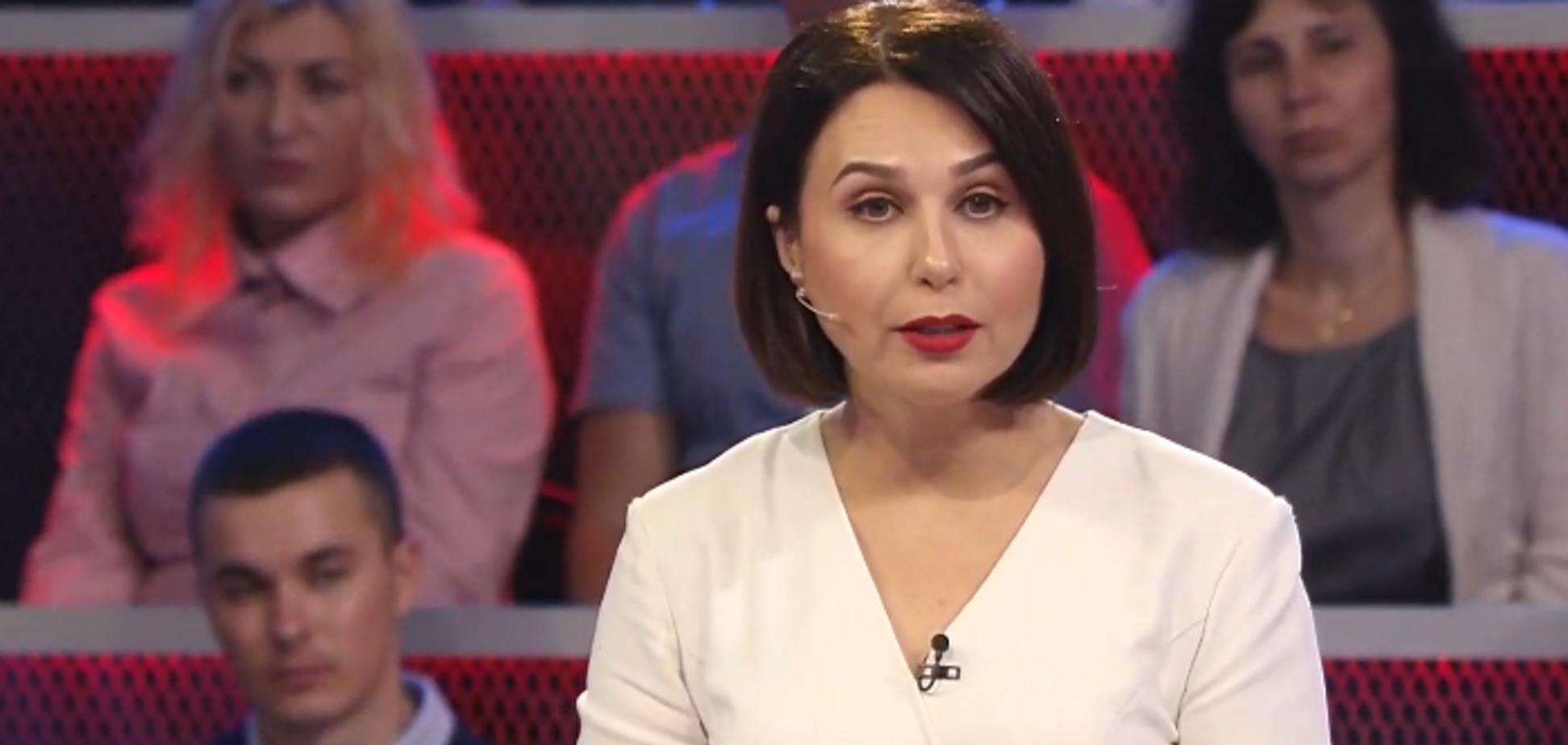 'Торкнутися до л*йна': Мосейчук у прямому ефірі різко висловилася про Медведчука