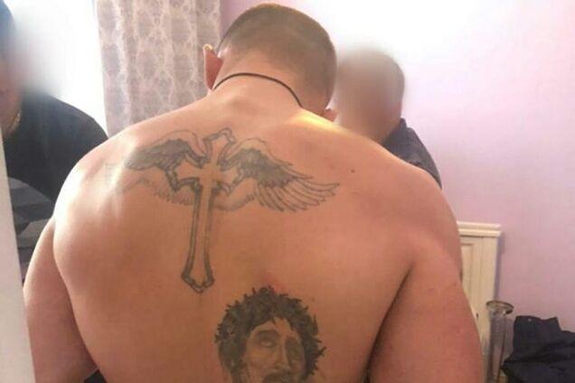 Один из задержанных при обысках в Белой Церкви