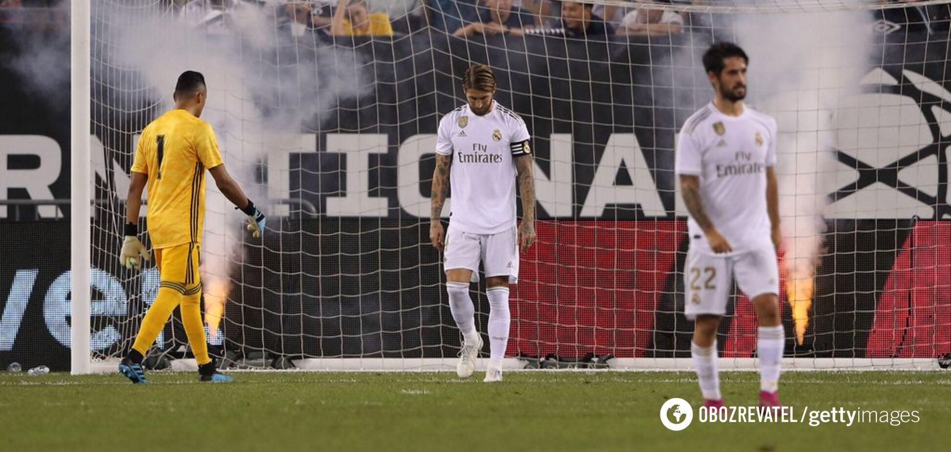 'Ми обо*ралися': капітан 'Реала' прокоментував 'жахливий результат'