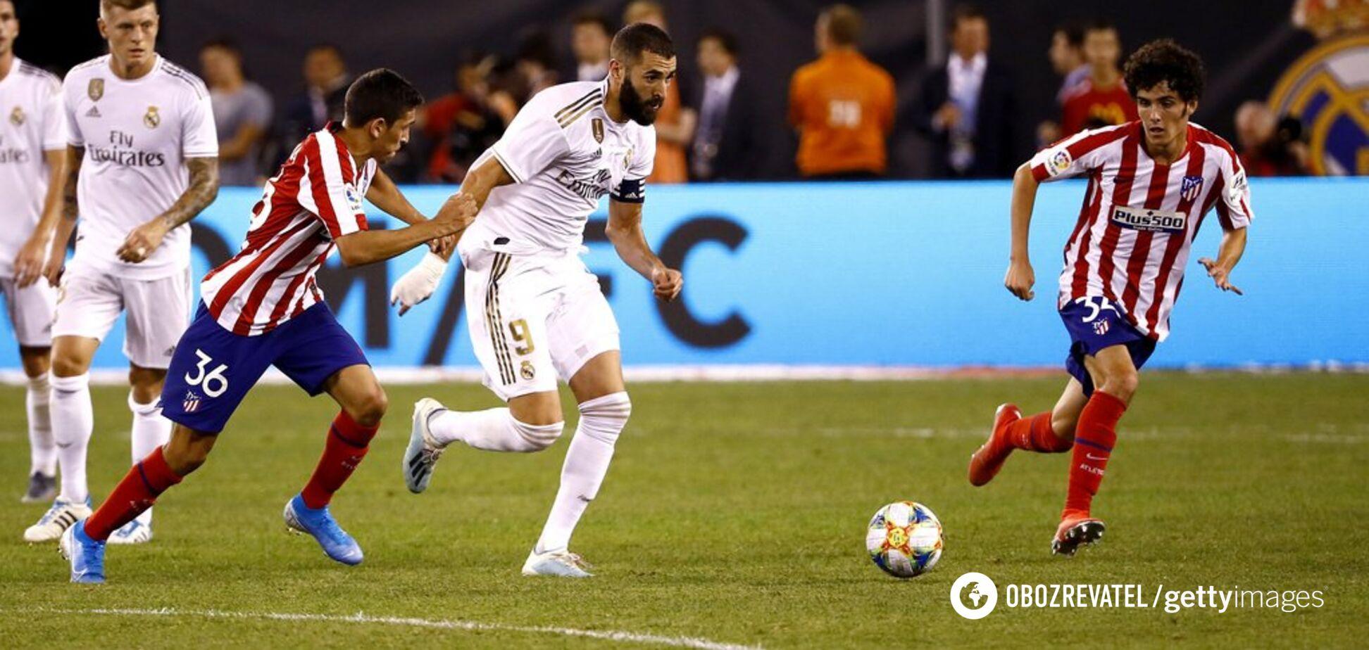 Пропустив 7 м'ячів: 'Реал' принизили в Міжнародному кубку чемпіонів