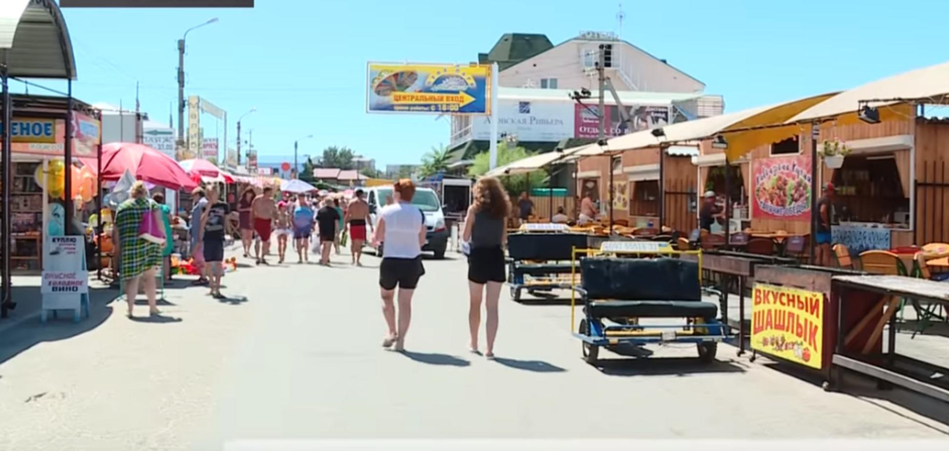 Антисанітарія та бруд: популярний український курорт тоне в смітті