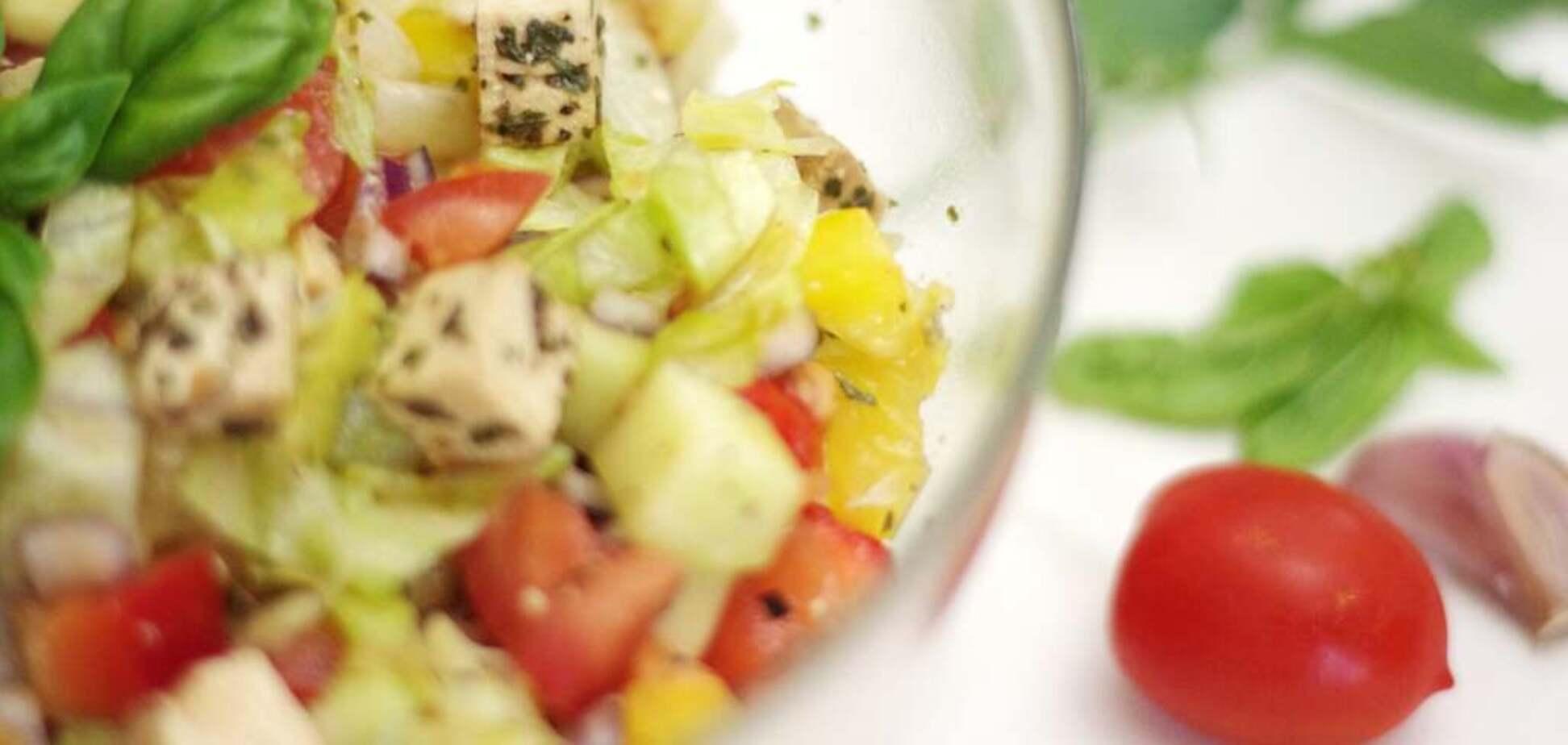 Рецепт аппетитного салата, секрет которого раскрыли на Балканах