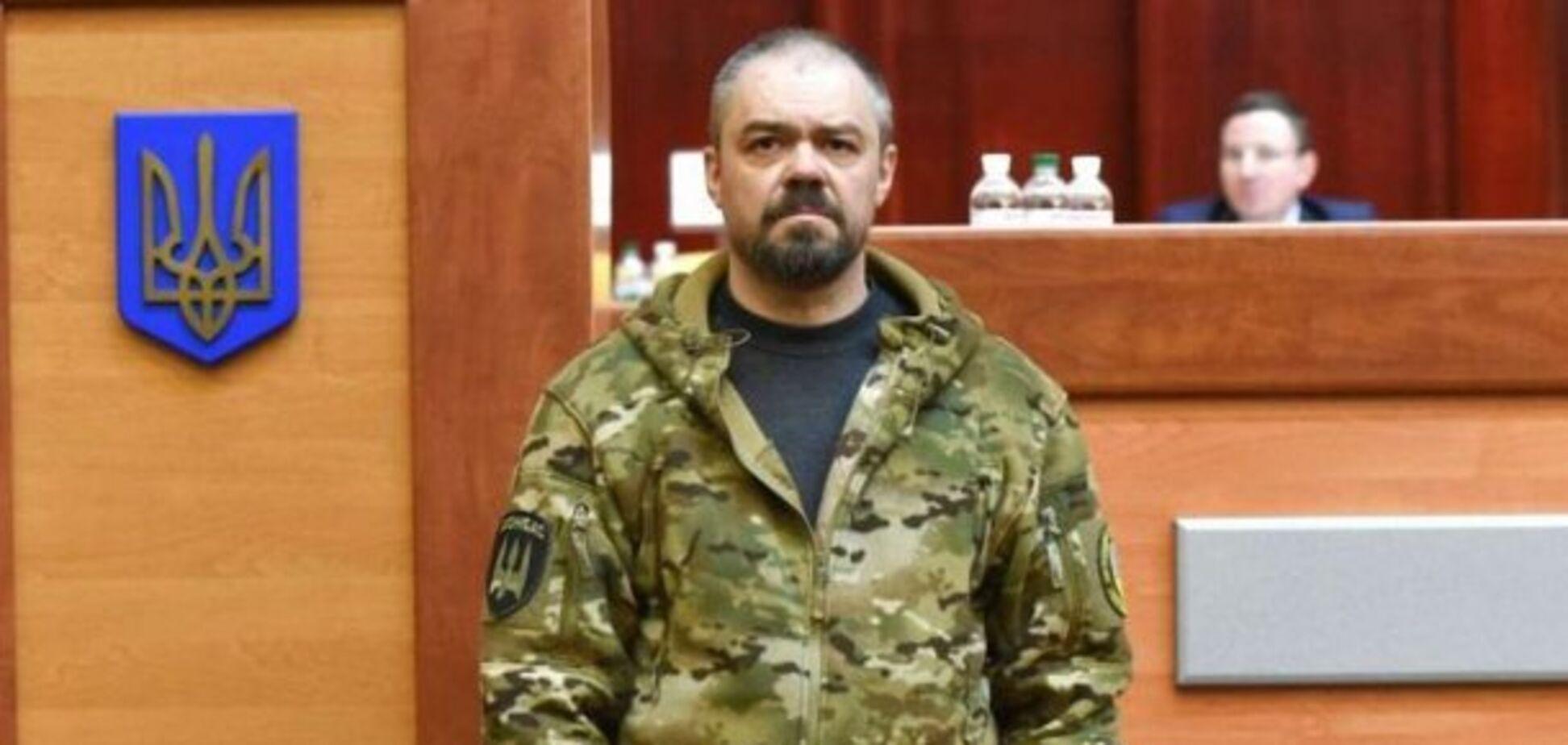 Виталий Олешко 'Сармат'
