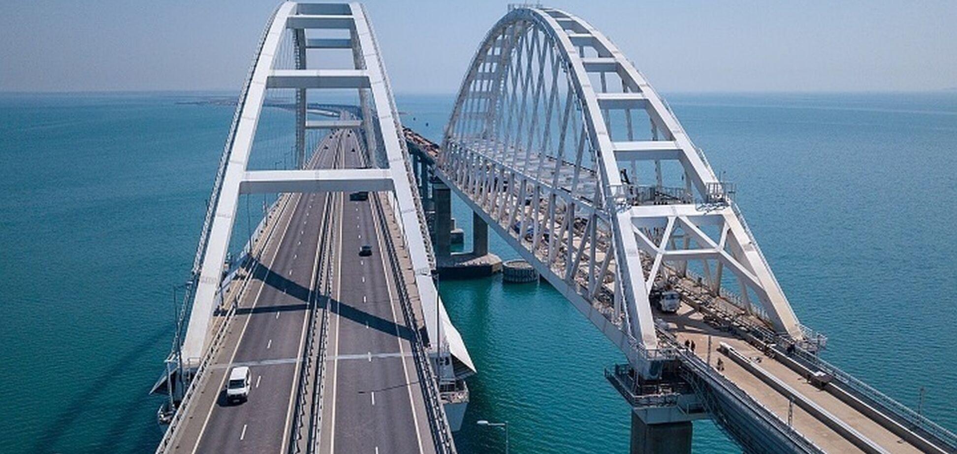 'Для ядерного оружия': названа скрытая опасность Крымского моста
