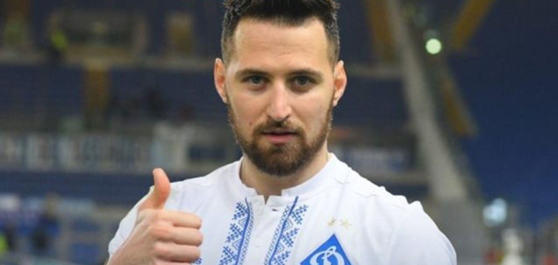 Футболіст київського 'Динамо' заявив, що хоче грати в Росії