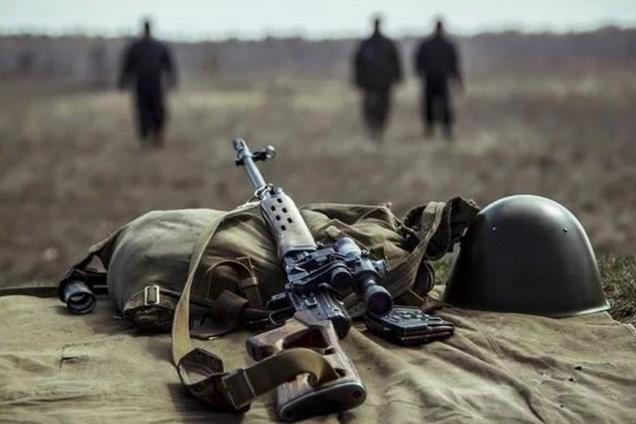 Иллюстрация. Перемирие на Донбассе
