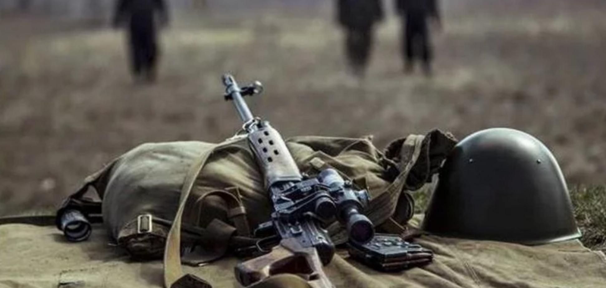 Перемирие на Донбассе