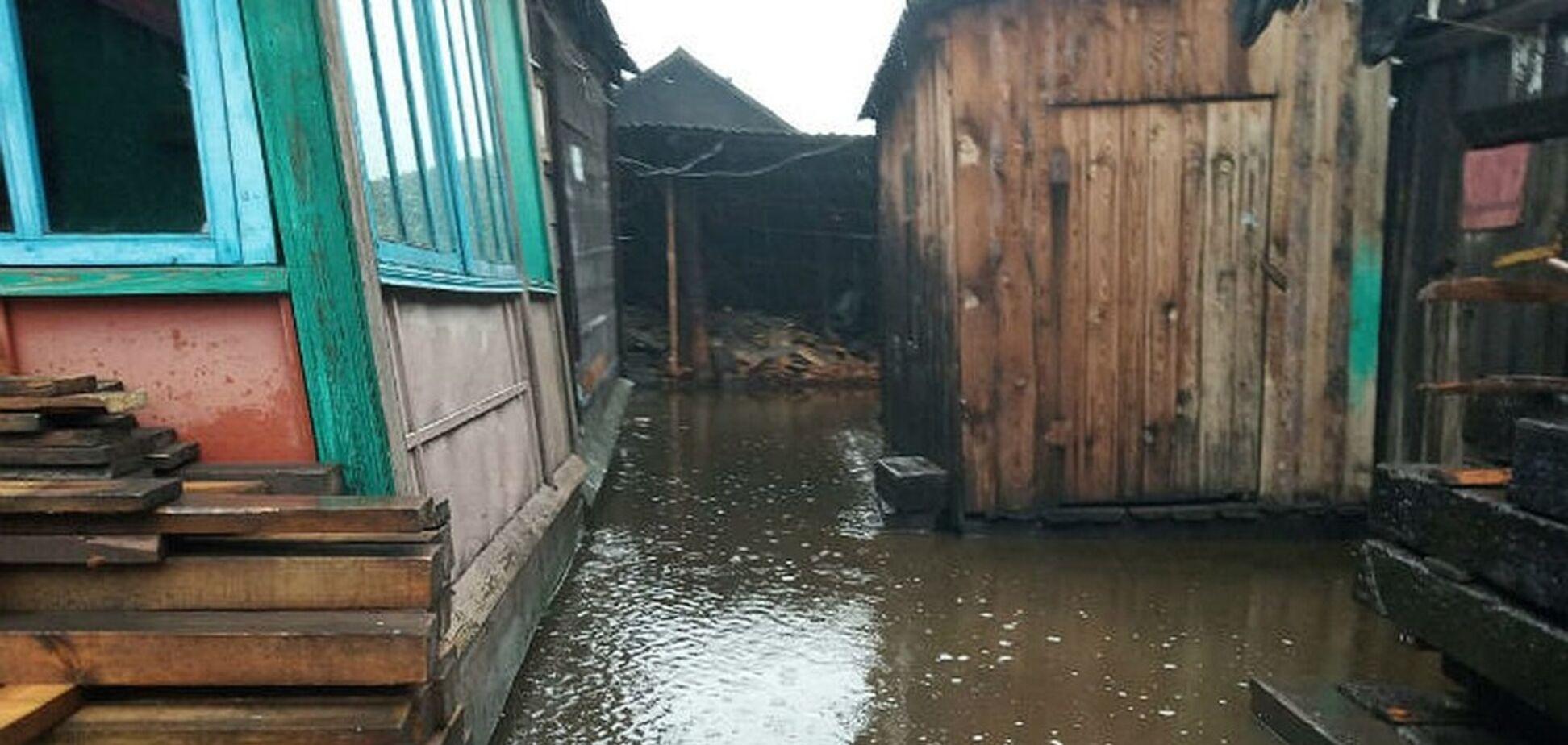 В России начался новый потоп: объявлена эвакуация. Фото