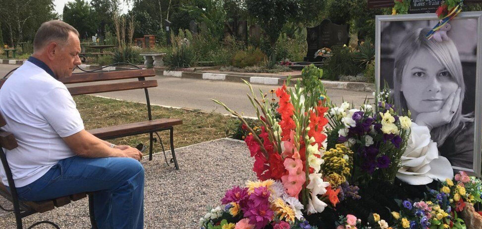 'Неделями была распята': отец Гандзюк рассказал шокирующие детали о предсмертных муках активистки