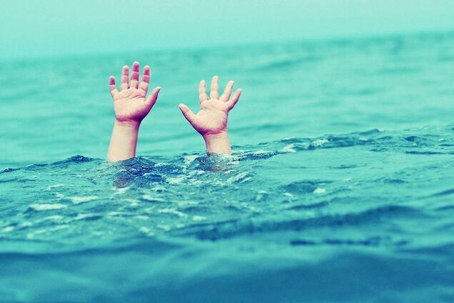 Потопаюча дитина