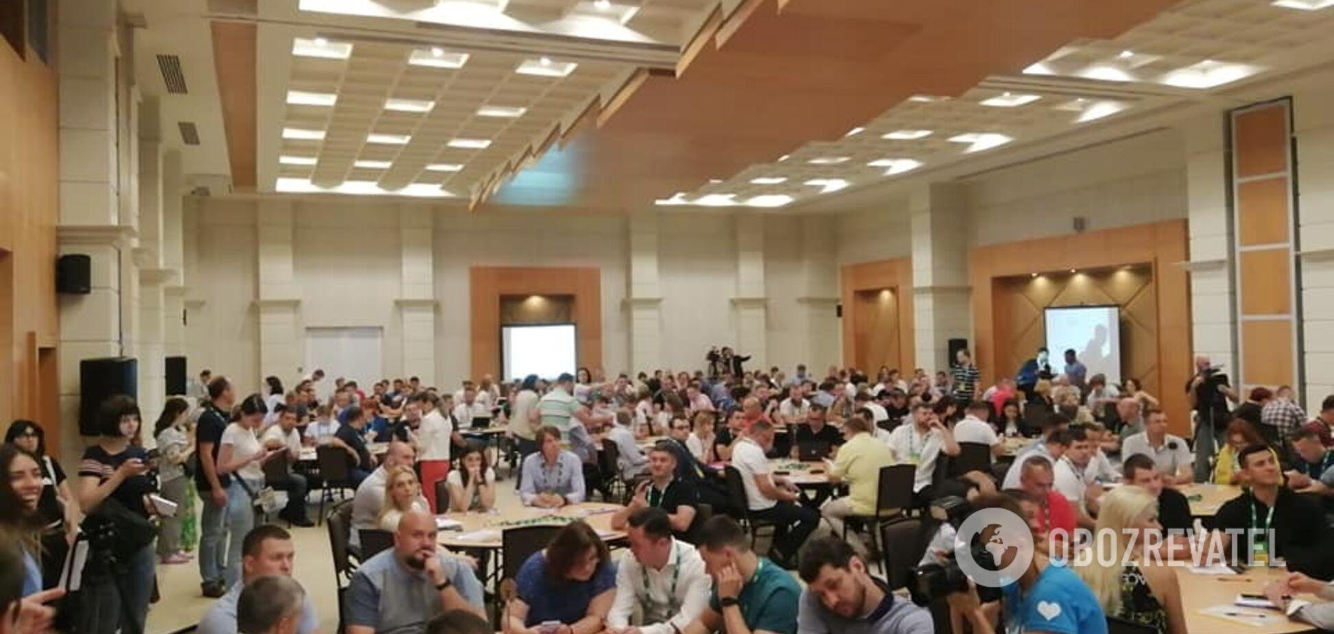 Навчання 'слуг народу' у Трускавці: порада депутатам