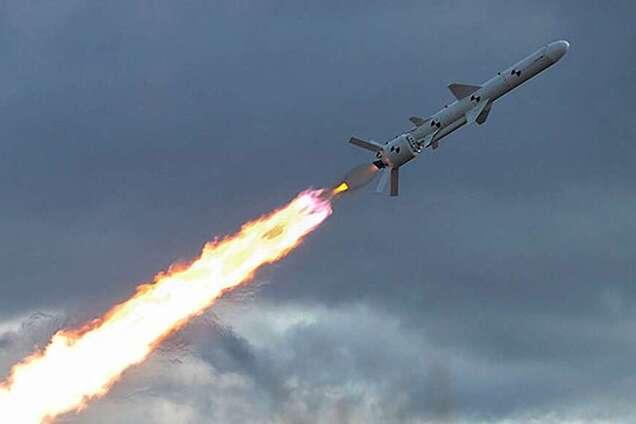 Первая украинская крылатая ракета