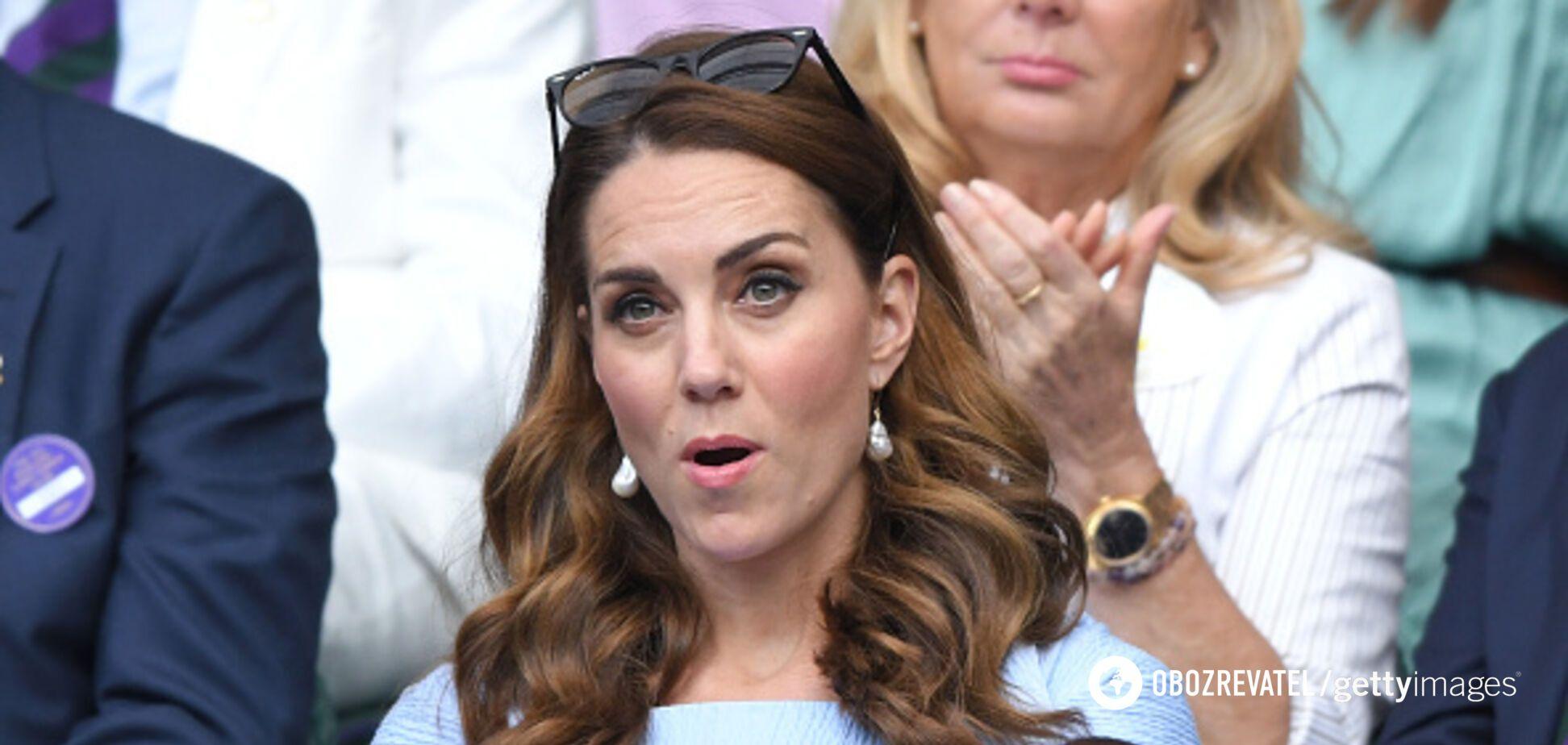 Кейт Міддлтон порушила королівський протокол: що трапилося