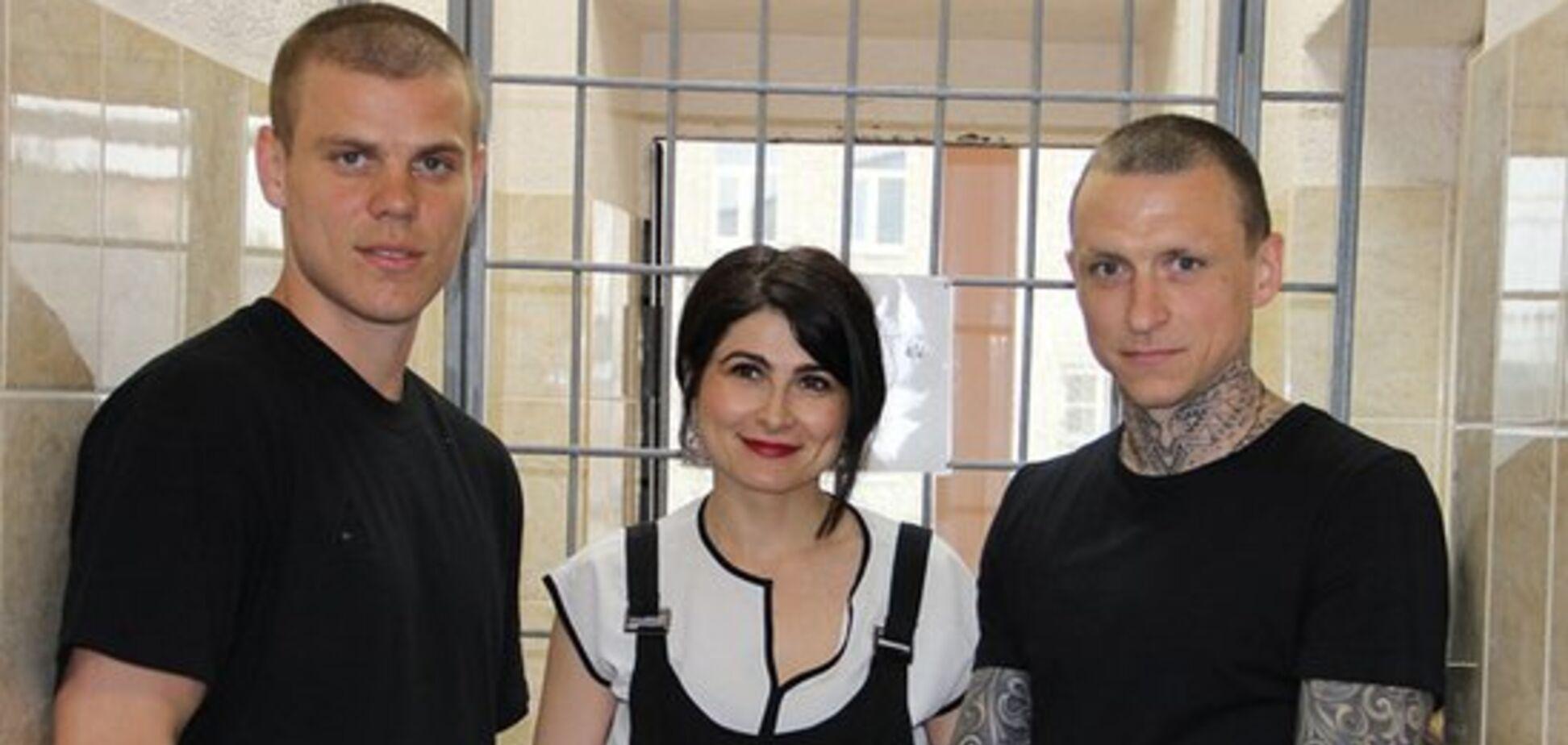 Кокорин и Мамаев вышли из тюрьмы: все подробности