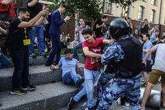 Не приведи Бог видеть беспощадный бунт россиян