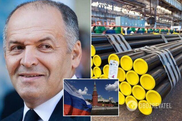 Пінчук успішно заробляє в Росії
