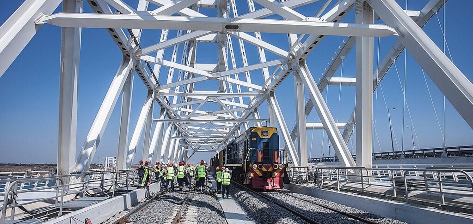 'Ядерная' опасность Крымского моста: генерал сделал заявление