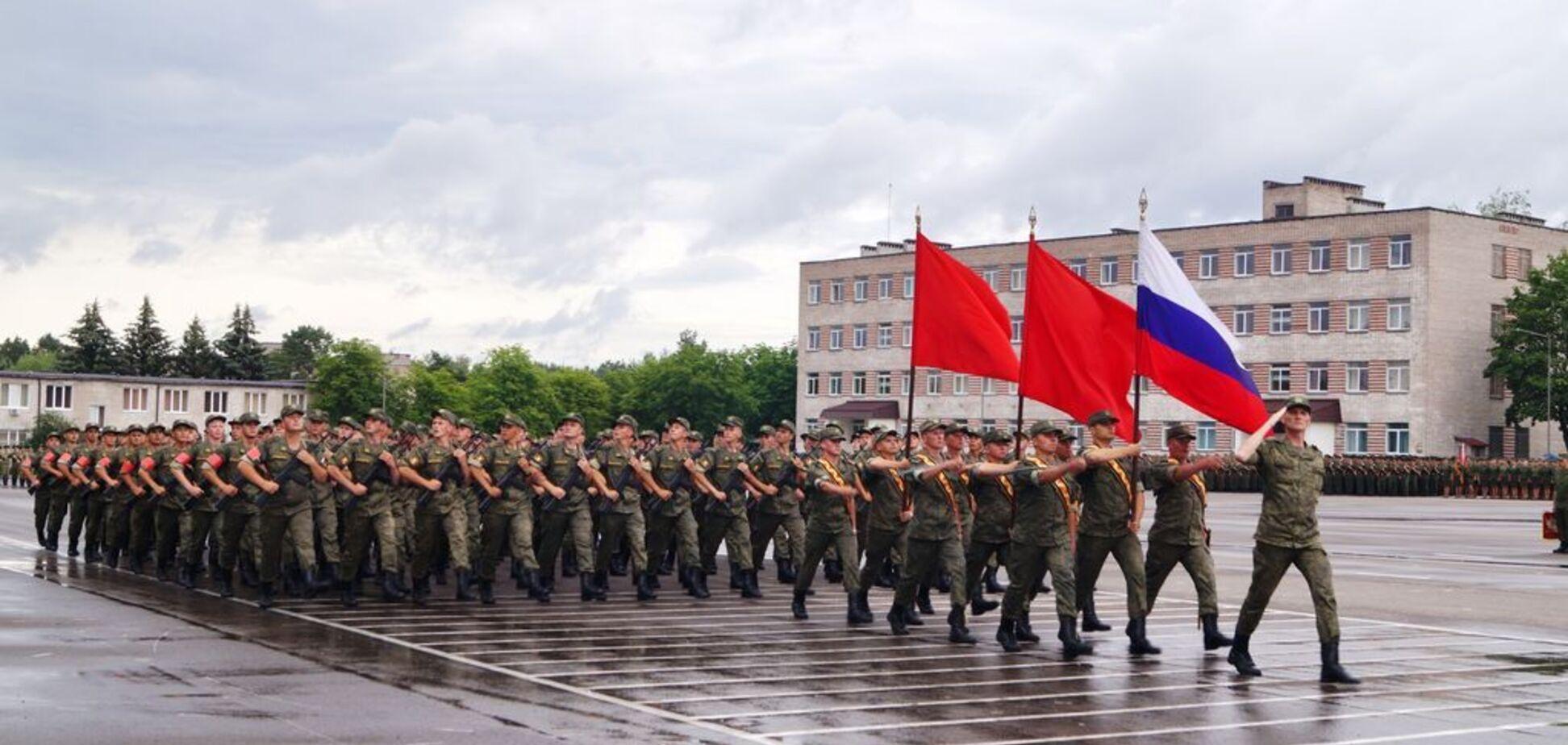 На параде в Минске пройдут военные преступники из РФ
