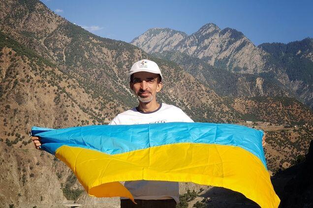 Турист Джаф из Пакистана, которого не пустили в Украину