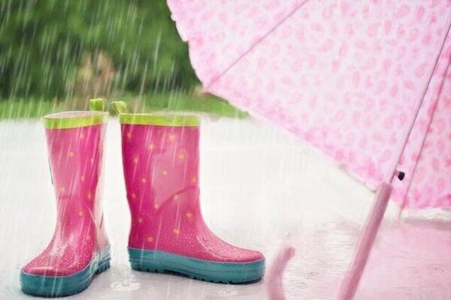 Дощі в Україні