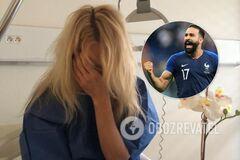 'Це огидно': Андерсон показала сліди насильства від футболіста