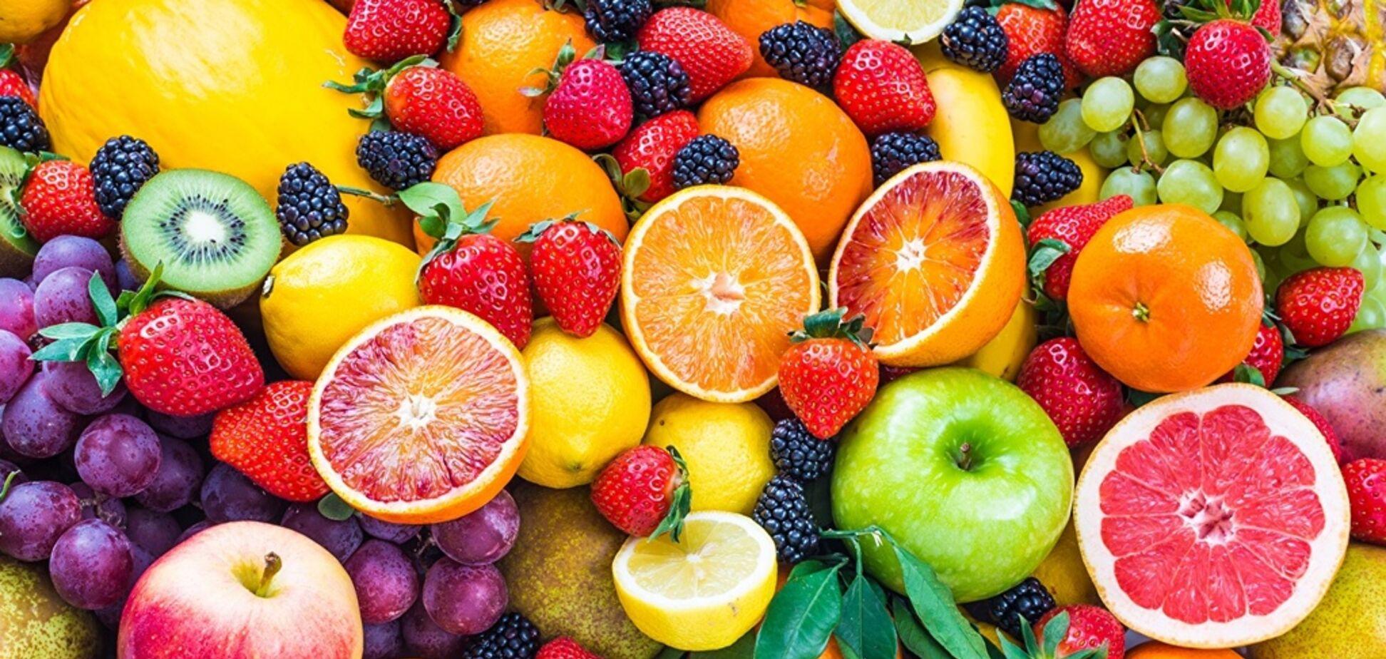 Как похудеть на сезонных ягодах и фруктах