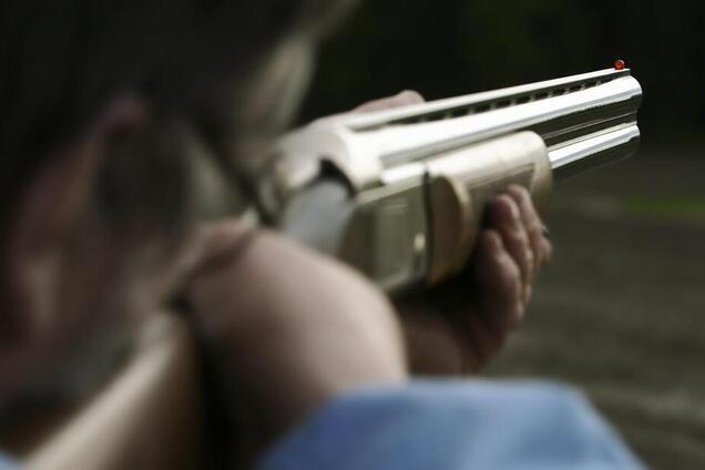 Стрелял в детей