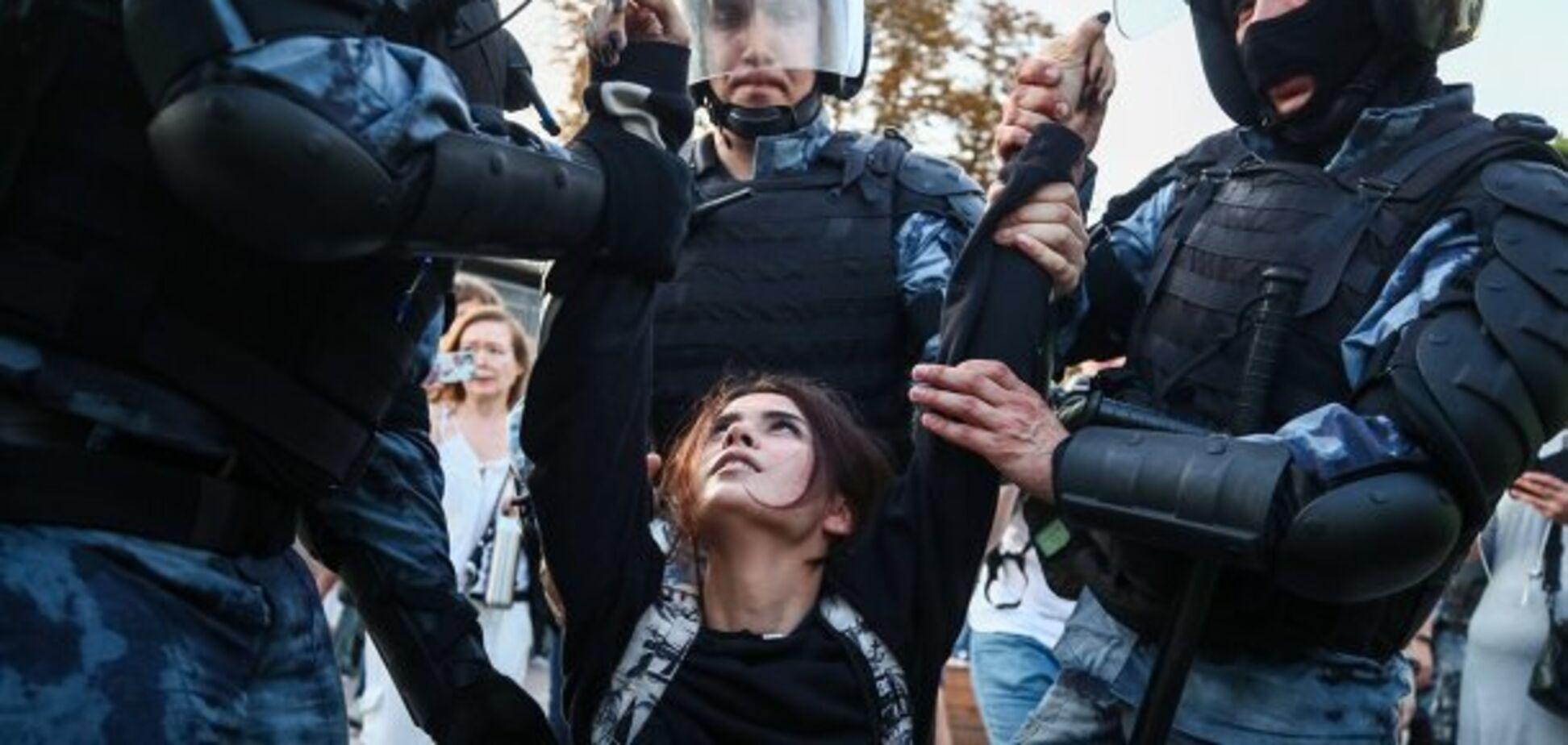 Майдан в России: крови в Москве пока поменьше