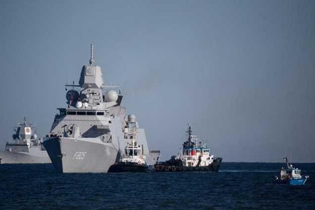 Корабли РФ