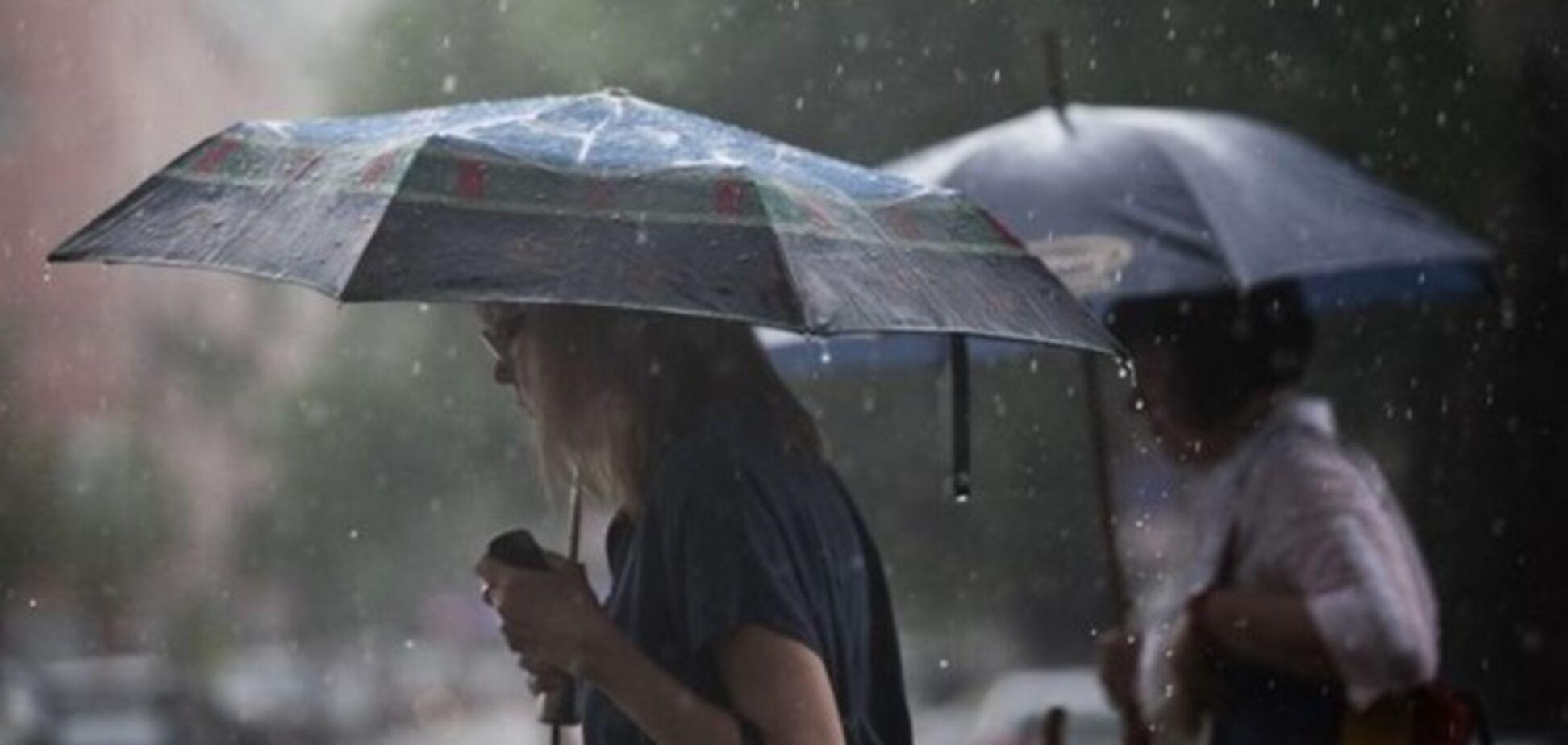 Погода в Украине на начало августа