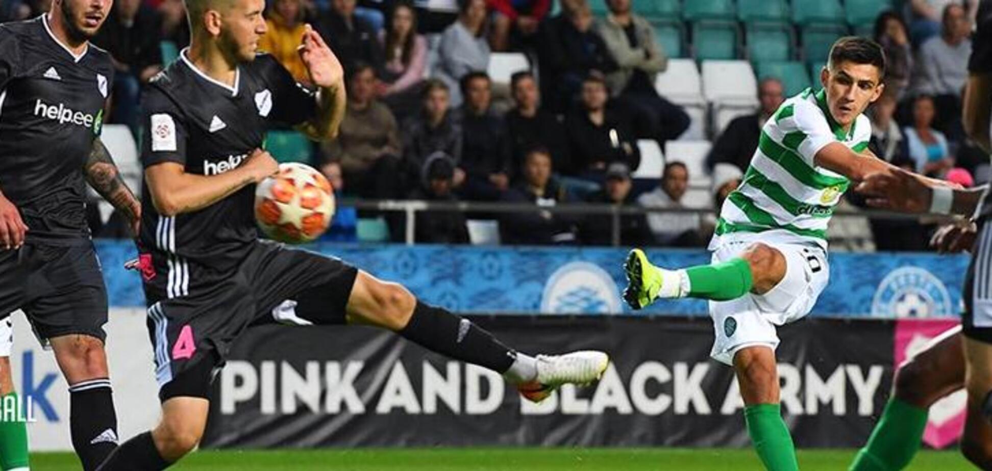 Футболіст збірної України забив фантастичний гол у першому ж матчі за новий клуб