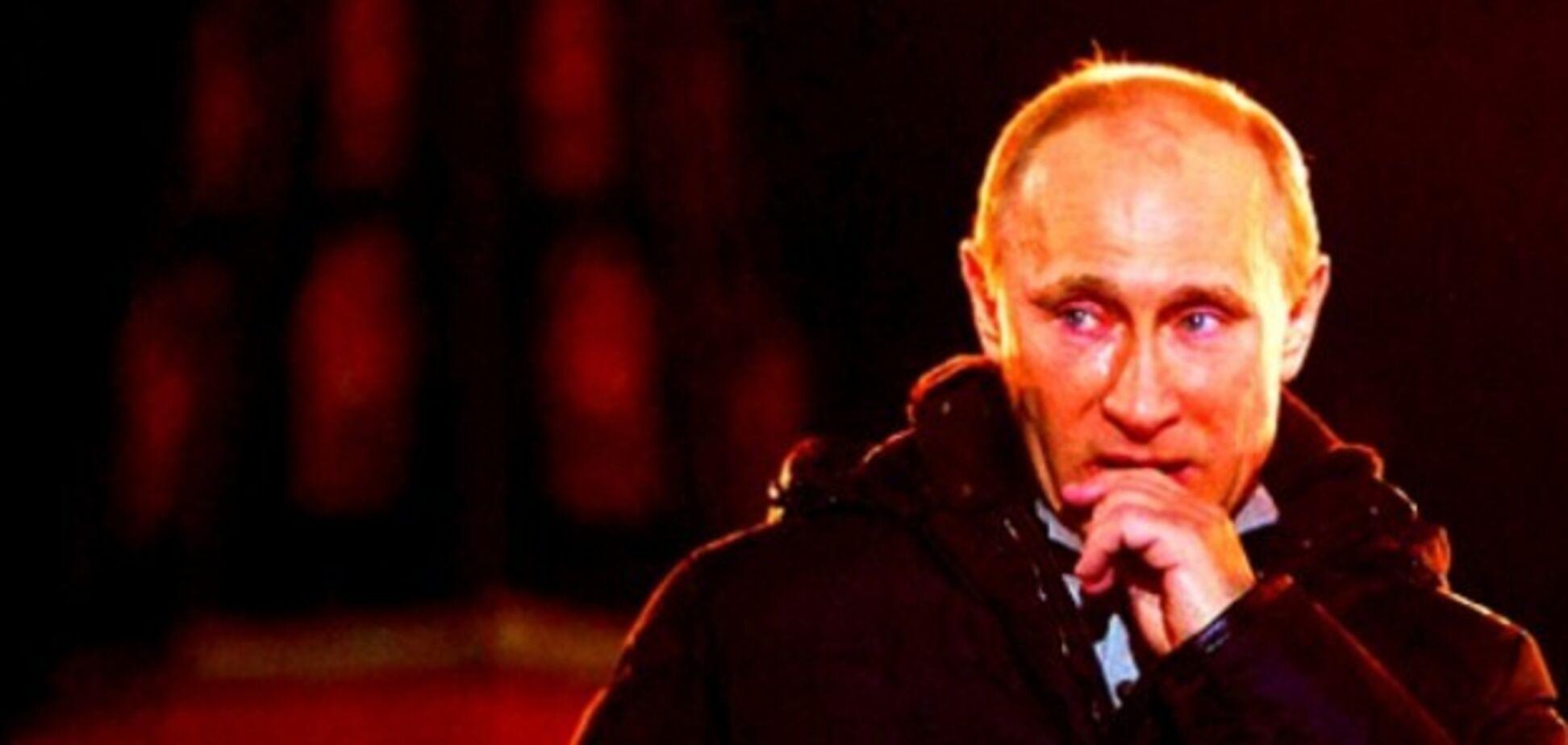 Треть россиян против Путина: обнародован провальный рейтинг президента РФ