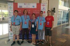 Украинские школьники привезли четыре медали с Международной олимпиады по химии