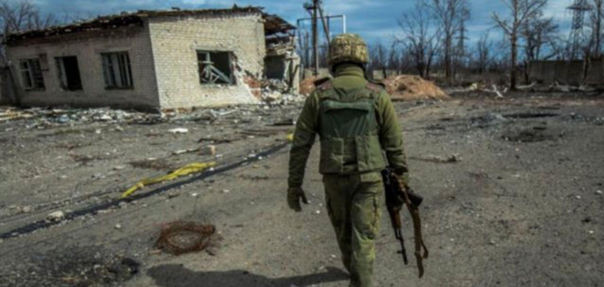 Диверсанты устроили подлость на Донбассе для воинов ООС: ранен военный