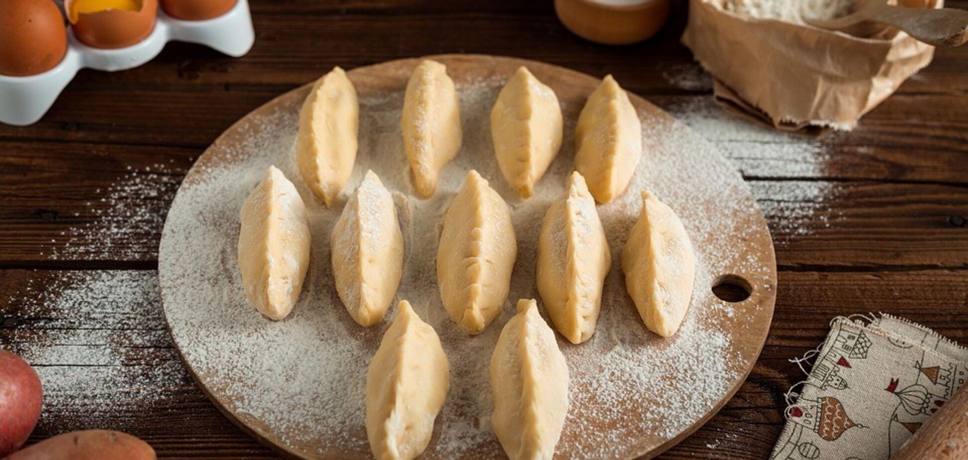 Рецепт удивительных вареников по-деревенски, которые всех восхитят