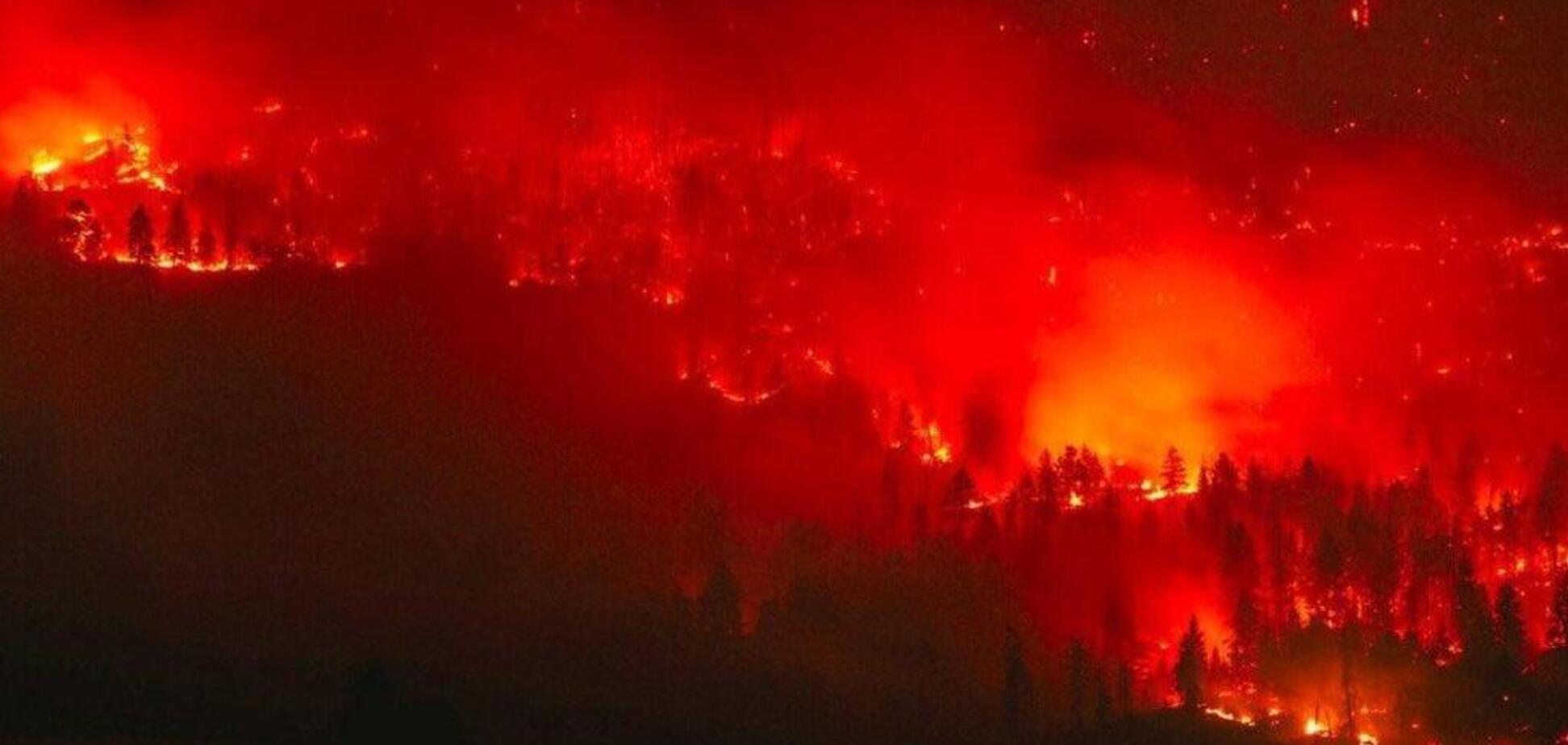 Сибір гине у вогні: в Росії задихнулися від пекельної пожежі. Фото і відео з космосу