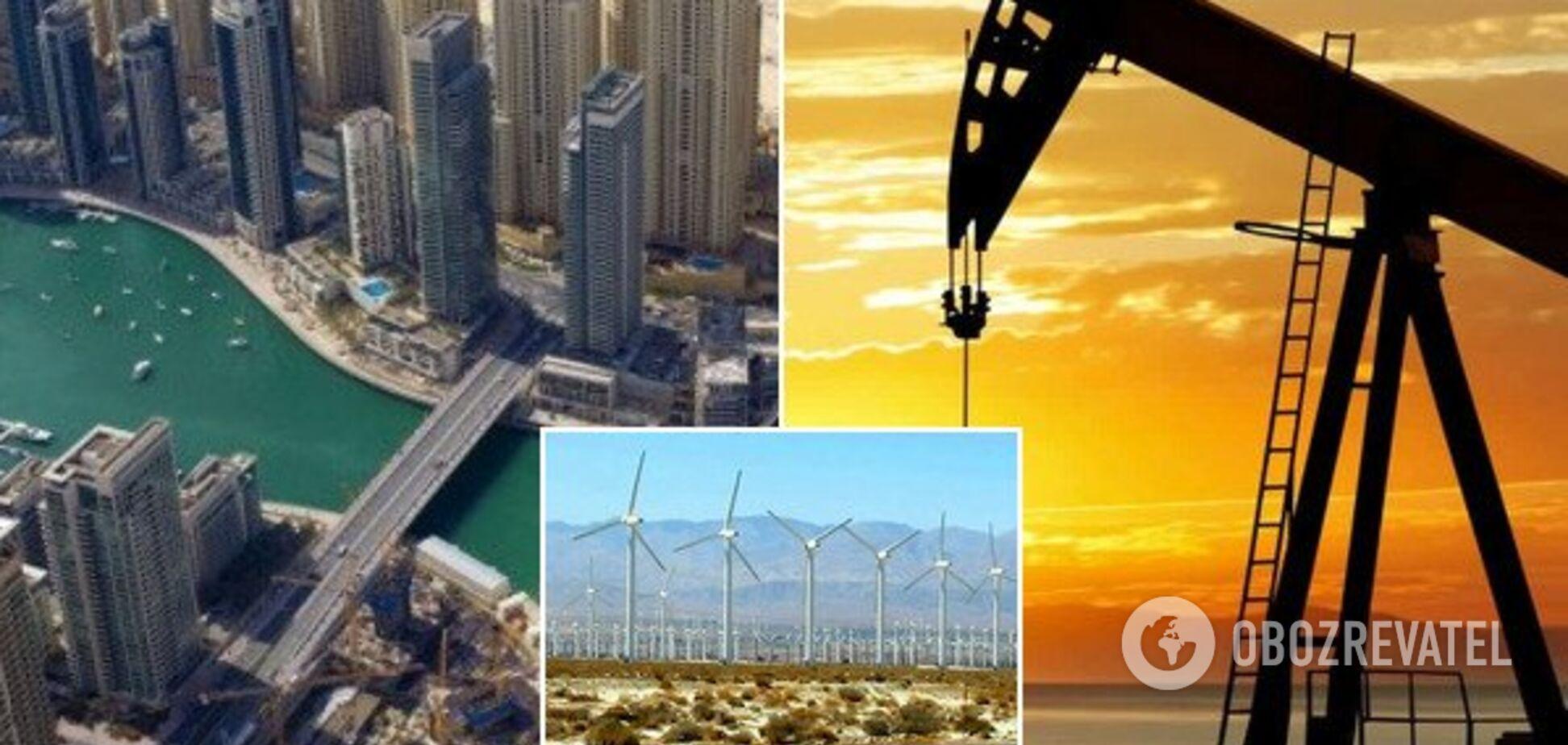 Нефтяные монстры переходят на ветровую энергию - Саудовская Аравия и тут в лидерах