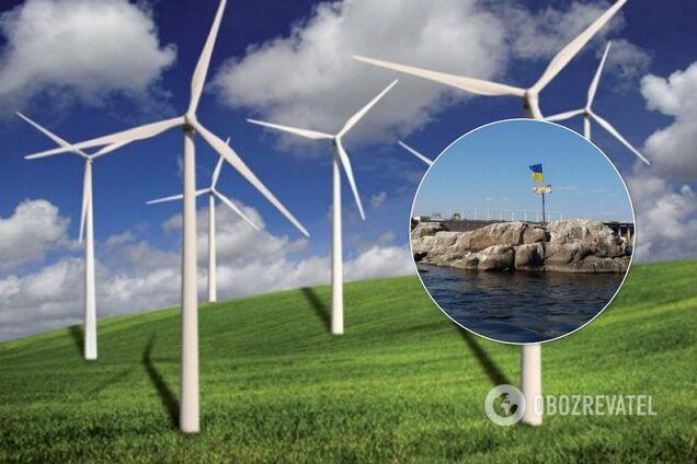 Ветровая электростанция под Запорожьем может войти в пятерку крупнейших наземных в Европе