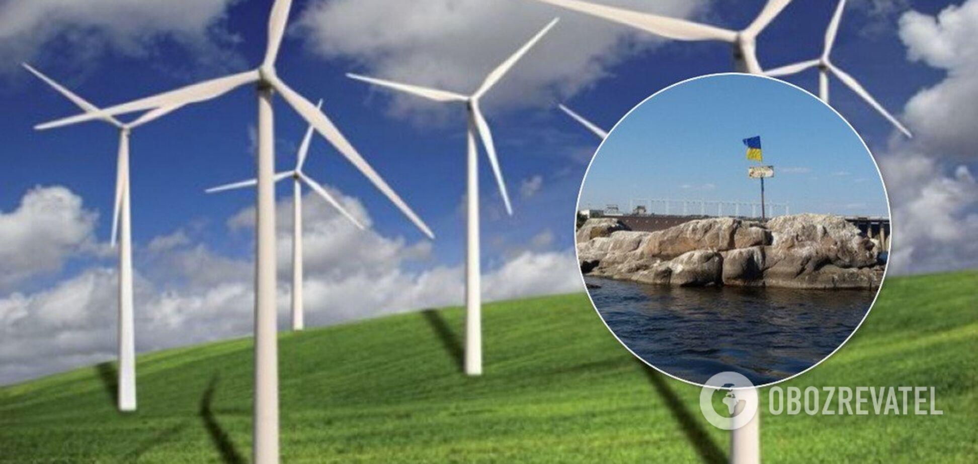 Новая ветроэлектростанция претендует стать крупнейшей в Украине. ТОП-5 фактов и цифр