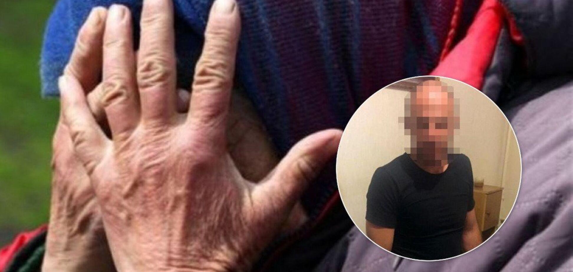 Побив до смерті: під Дніпром чоловік позбавив життя власну матір