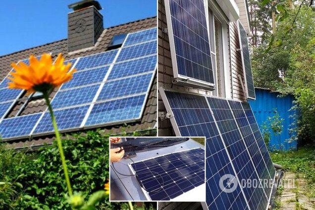 За півроку більше 3 тисяч українських будинків встановили сонячні панелі