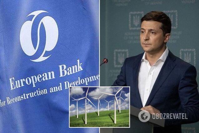 """ЄБРР просить Зеленського розібратися з виплатами за """"зеленими"""" тарифами"""