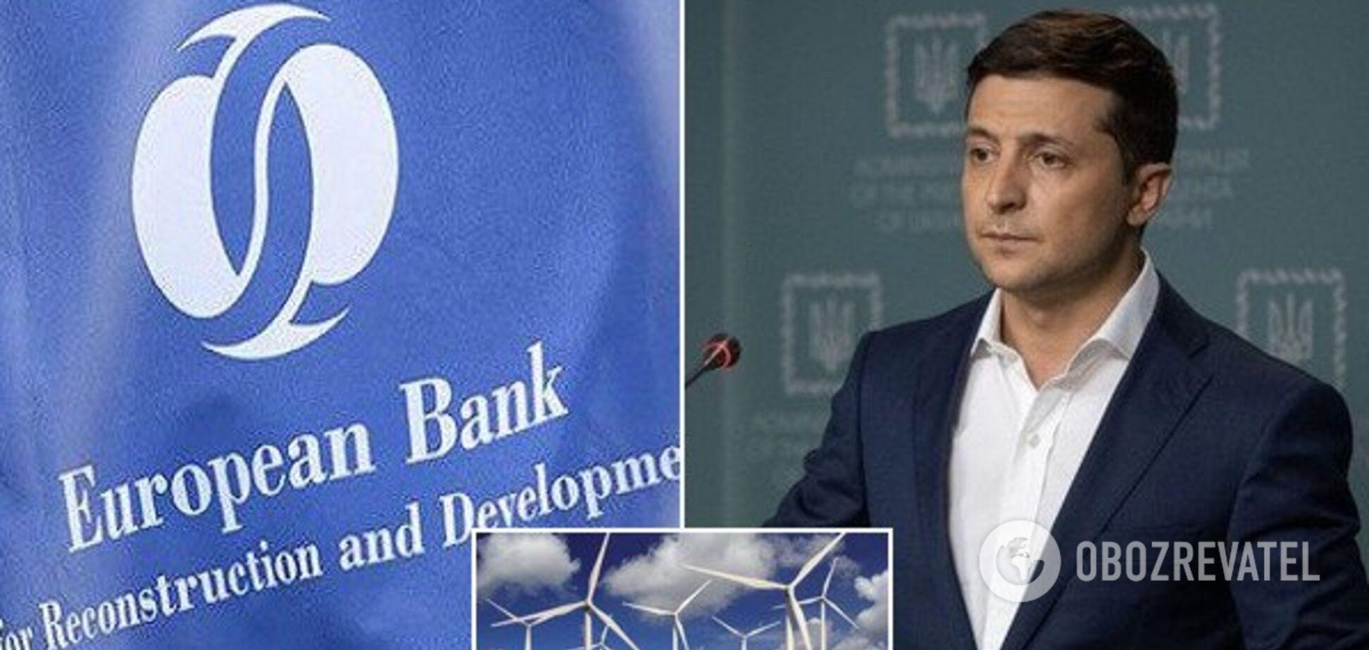 'Зеленый тариф' под угрозой из-за решения суда: ЕБРР обратился к Зеленскому